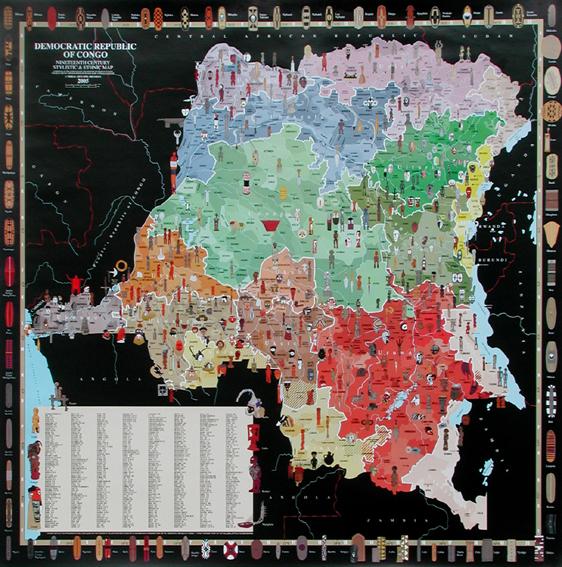 Carte Democratic Republic Of Congo