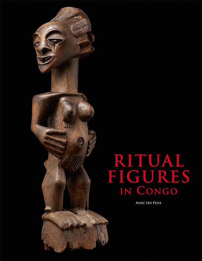 Ritual Figures In Congo